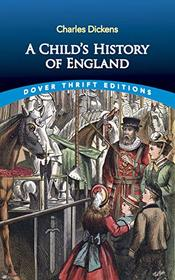 A Child's History of England (Dover Thrift Editions)