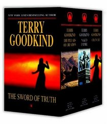 Sword of Truth, Boxed Set III, Books 7-9: The Pillars of Creation, Naked Empire, Chainfire (Sword Of Truth)