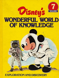 Disney's Wonderful World of Knowledge--Exploration and Discovery Vol 7