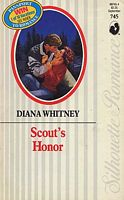 Scout's Honor (Silhouette Romance, No 745)