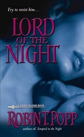 Lord of the Night (Night Slayer, Bk 4)