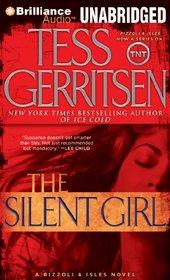 The Silent Girl (Rizzoli & Isles, Bk 9) (Audio CD) (Unabridged)