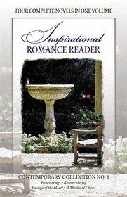 Inspirational Romance Reader: Contemporary Collection #1
