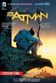 Batman Vol. 5: Zero Year-Dark City