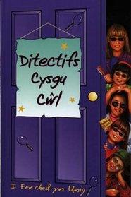 Clwb Cysgu C L, Y: Ditectifs Cysgu C L (Welsh Edition)