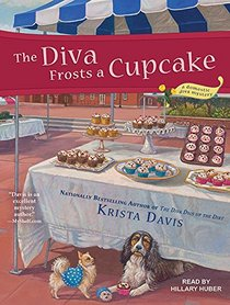 The Diva Frosts a Cupcake (Domestic Diva)