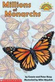 Millions of Monarchs (Hello Reader, Science L1)