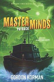 Payback (Masterminds, Bk 3)