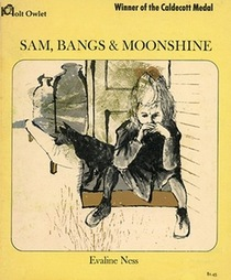 Sam, Bangs and Moonshine (Puffin Picture Books)