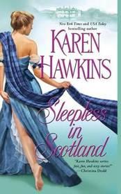 Sleepless in Scotland (MacLean Curse, Bk 4)