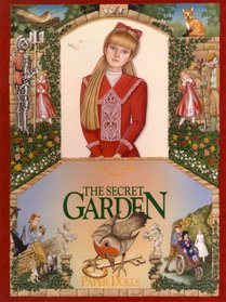 The Secret Garden - Peck Aubry Paper Dolls