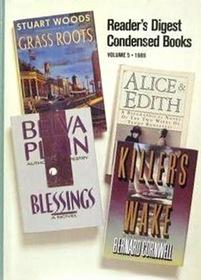 Reader's Digest Condensed Books Volume 1 1989
