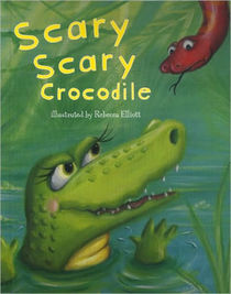 Scary Scary Crocodile