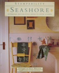 Seashore: [interior decorating effects with stamps] (Stampability)