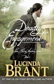 Deadly Engagement: A Georgian Historical Mystery (Alec Halsey Mystery) (Volume 1)