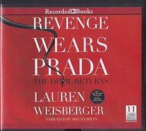 Revenge Wears Prada The Devil Returns UNABRIDGED Audio Book on CD