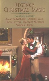 Regency Christmas Magic (Signet Regency Romance)