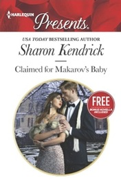 Claimed for Makarov's Baby (Bond of Billionaires, Bk 1) (Harlequin Presents, No 3369)