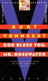 God Bless you, Mr. Rosewater  (14th prtg. Oct. '72)