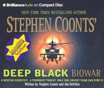 Biowar (Deep Black, Bk 2)(Audio CD)(Abridged)