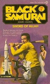 Sword of Allah (Black Samurai, Bk 7)