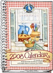 Gooseberry Patch: 2008 Appointment Calendar