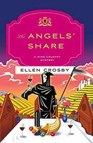 The Angels' Share (Wine Country, Bk 10)