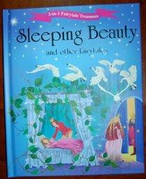 Sleeping Beauty and Other Fairytales (3-in-1 Fairytale Treasures)