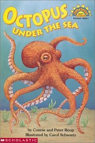 Octopus Under the Sea (Hello Reader!: Science, Level 1)
