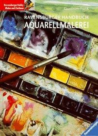 Ravensburger Handbuch Aquarellmalerei.