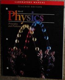 Merrill Physics Principles and Problems (Laboratory Manual)