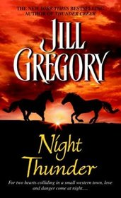 Night Thunder (Thunder Creek, Bk 2)