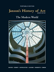 Janson's History of Art Portable Edition Book 4 (7th Edition)
