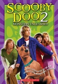 Scooby Doo 2: Monsters Unleashed: Junior Novelization