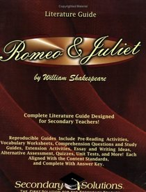 Literature Guide: Romeo and Juliet