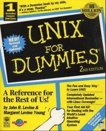 Unix for Dummies (TRANS/DUM)