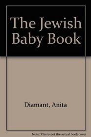 The Jewish Baby Book