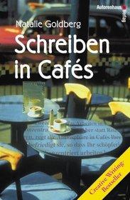 Schreiben in Cafes.