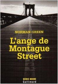 L'ange de Montague Street (French Edition)