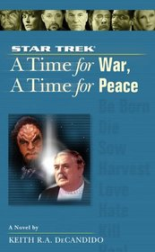 Time for War and a Time for Peace