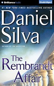 The Rembrandt Affair (Gabriel Allon Series)