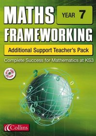 Maths Frameworking: Year 7