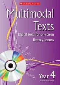 Multimodal Texts Year 4