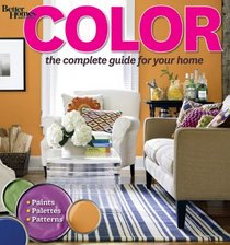 Color (Better Homes & Gardens Decorating)