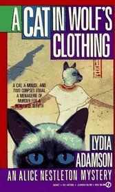 A Cat in Wolf's Clothing (Alice Nestleton, Bk 3)