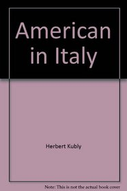 American in Italy