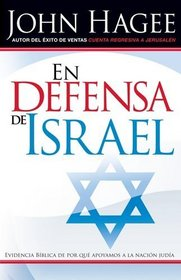 En Defensa De Israel (Spanish Edition)