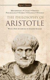 The Philosophy of Aristotle (Signet Classics)