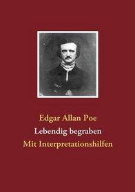 Lebendig begraben (German Edition)