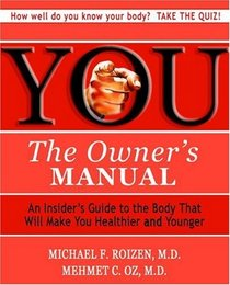 YOU: the Owner's Manual eBook